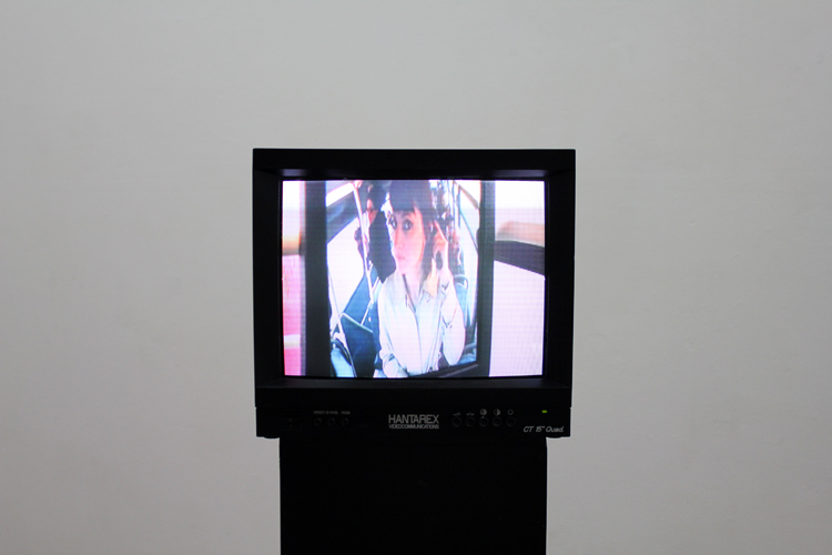 """Mirror Stage"" 2012 Panopticon Exhibition View"