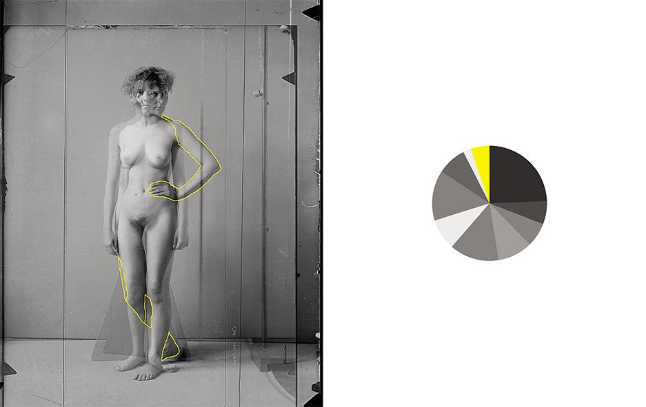 Alienation Study (#1), 2014